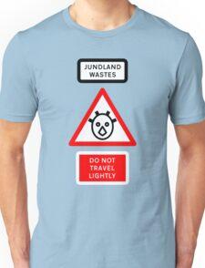 Jundland Wastes Road Sign T-Shirt