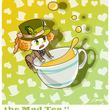 Mad Tea by Amoy