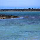Port Fairy, Blue Waters by kcy011