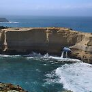 Interesting Rock, Great Ocean Road by kcy011