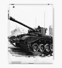 A34 Comet Tank iPad Case/Skin