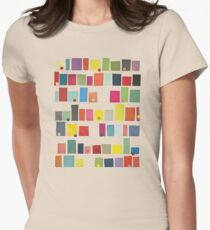City Womens Fitted T-Shirt