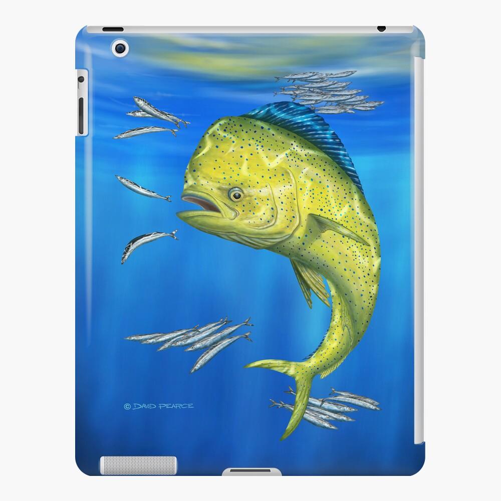 Mahi Mahi iPad Snap Case