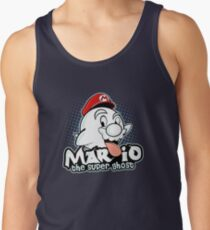 Mario : The Super Ghost Tank Top
