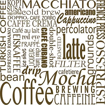 Coffee - All the Coffee by ladyjaye42