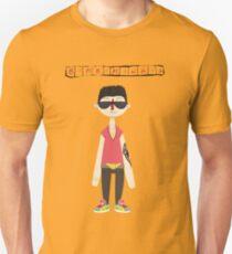 """Bimbiminkia"" - Tamarro Unisex T-Shirt"
