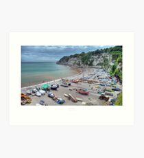 Beer, Devon Art Print