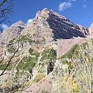 Pyramidal Peaks by Eric Glaser