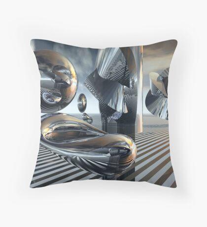 Phython & Endymion Throw Pillow