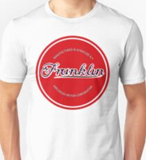 Franklin Engine Company Logo T-Shirt