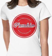 Franklin Engine Company Logo T-Shirt