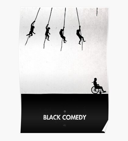 99 Steps of Progress - Black comedy Poster