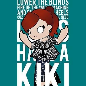 Anthem for a KIKI by steppuki
