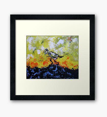 Jarosaurus Framed Print