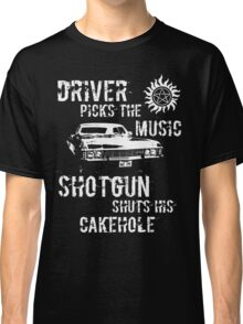 Driver Picks the Music Classic T-Shirt