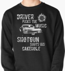 Driver Picks the Music Pullover