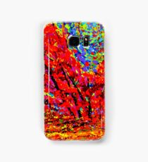 The Festival by Florida Artist John E Metcalfe Samsung Galaxy Case/Skin