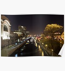 The Rideau canal Poster