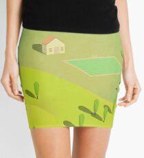 Housing Mini Skirt