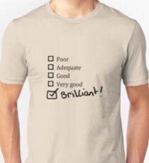 Brilliant Tick-Box Slim Fit T-Shirt