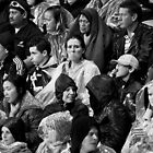 Rugby Crowd Study by Rhoufi