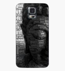 Buddha Words of Wisdom Case/Skin for Samsung Galaxy