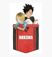 Pocket Kuroken Photographic Print