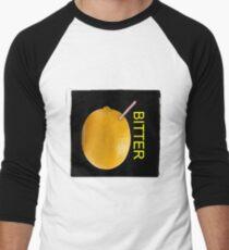 Bitter Men's Baseball ¾ T-Shirt