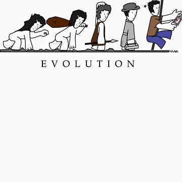 Evolution by tinram