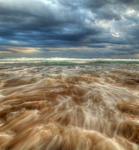 13th Beach by Danielle  Miner