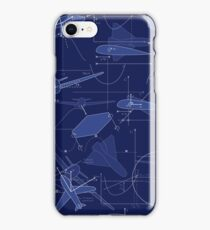 Aerodynamics iPhone Case/Skin