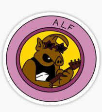 ALF POG Sticker
