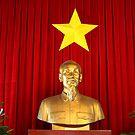 Ho Chi Minh - Reunification Palace. by geof