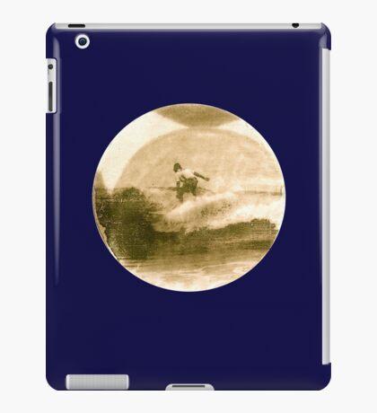 Surfer - Antiqued iPad Case/Skin