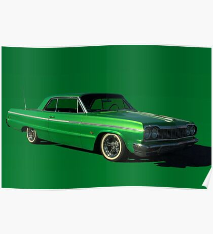 1964 Chevrolet Impala Poster