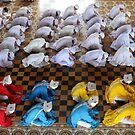 Cao Dai religion - created in Vietnam about 80 years ago. by geof