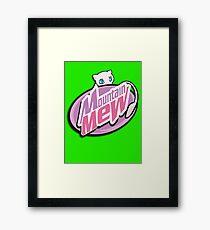 Mountain Mew Framed Print