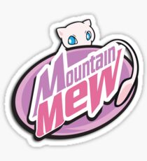 Mountain Mew Sticker