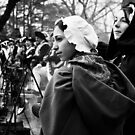 Reenactment Women by Edward Perry