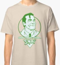 Ash from Evil Dead green Classic T-Shirt