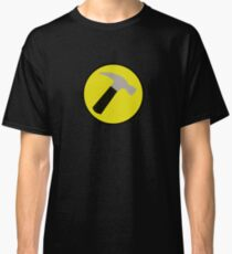 Instant Captain Hammer Costume Classic T-Shirt