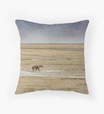 Ngorongoro Hyena Throw Pillow