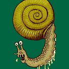 Ninesnail by Malcolm Kirk