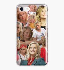 Leslie Knope Tile iPhone Case/Skin