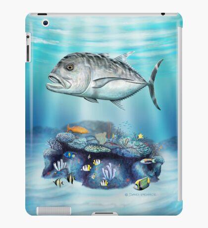 Coral Sea GT iPad Case/Skin