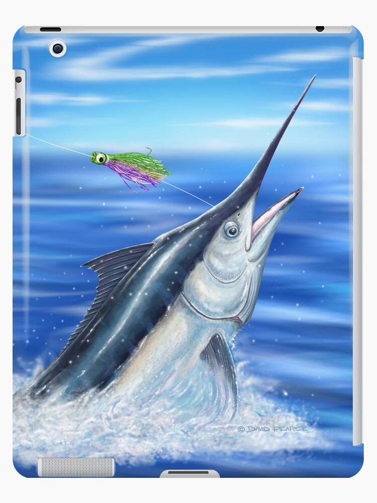 Black Marlin by David Pearce