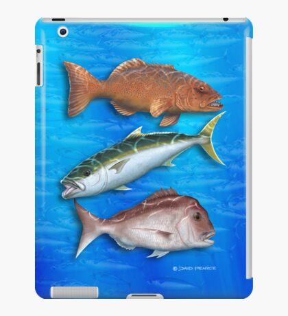 Reef Busters iPad Case/Skin