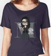 The Wicked + The Divine: THE MORRIGAN (Macha) Women's Relaxed Fit T-Shirt
