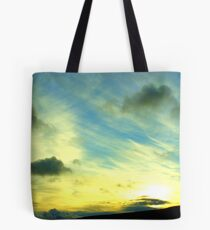 Scottish Sky Tote Bag
