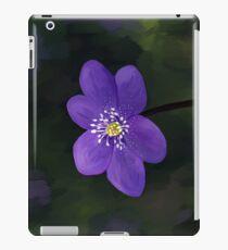 Hepatica iPad Case/Skin